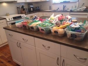 lunch bins